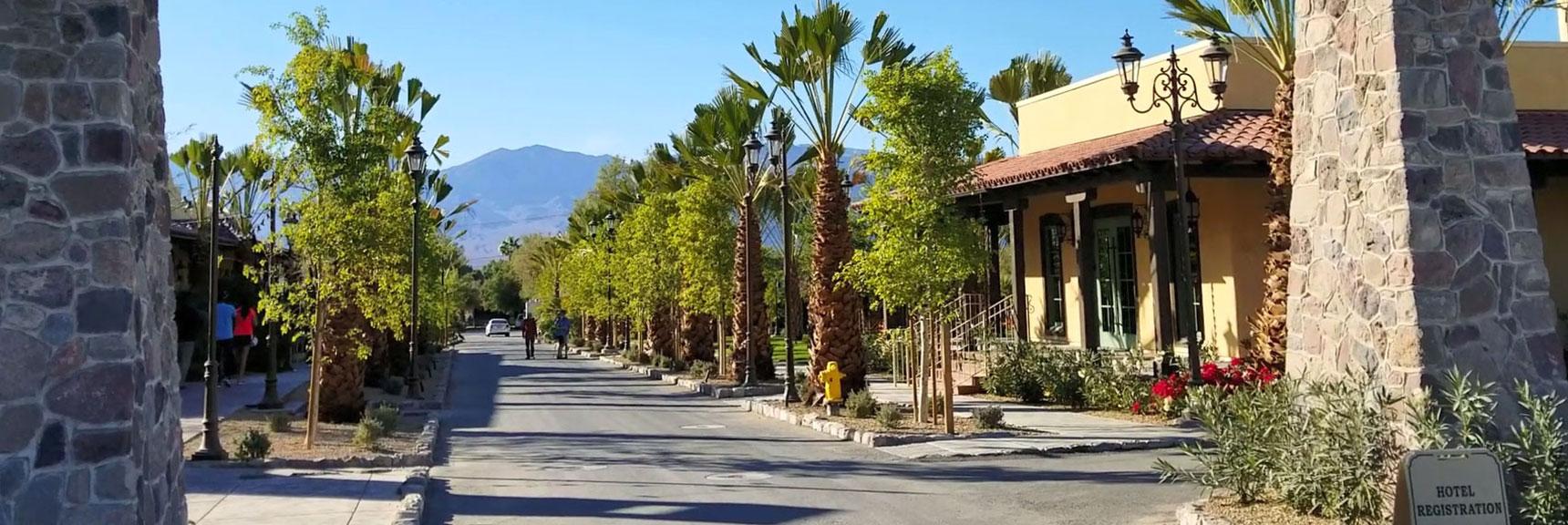 Death Valley National Park Furnace Creek Ranch November 24th 2018