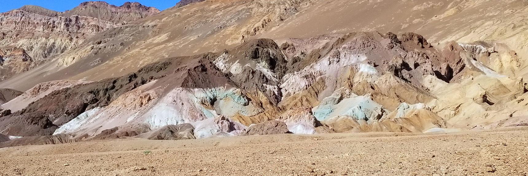 Artist's Drive Death Valley National Park, CA