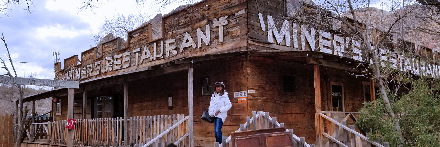 Miners Restaurant at Bonnie Springs Ranch, Nevada