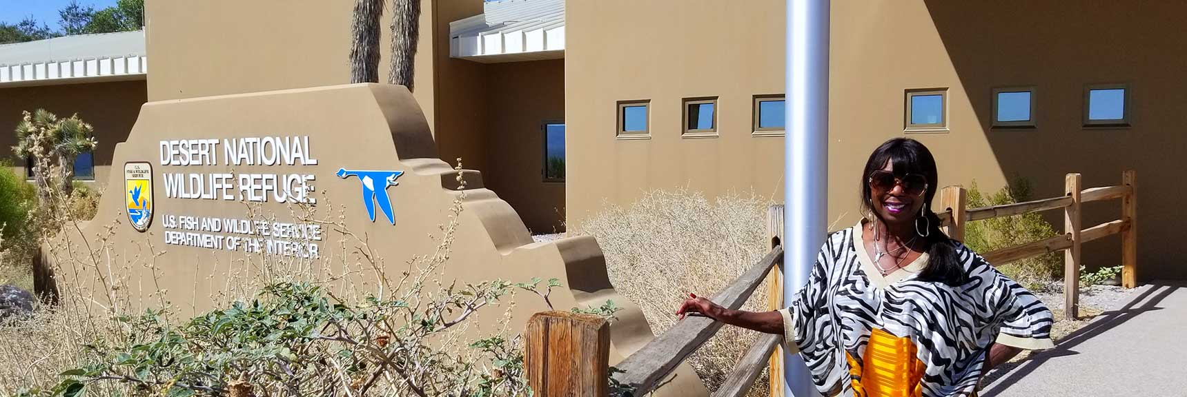 Desert National Wildlife Refuge Visitor Center, Nevada