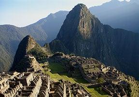 Machu Picchu Peru Ecotourism Discounts