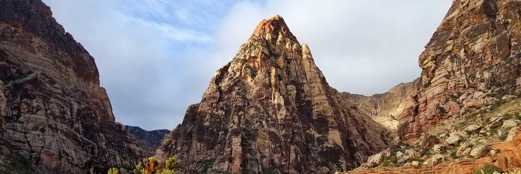 Pine Creek Canyon, Red Rock Park, Nevada