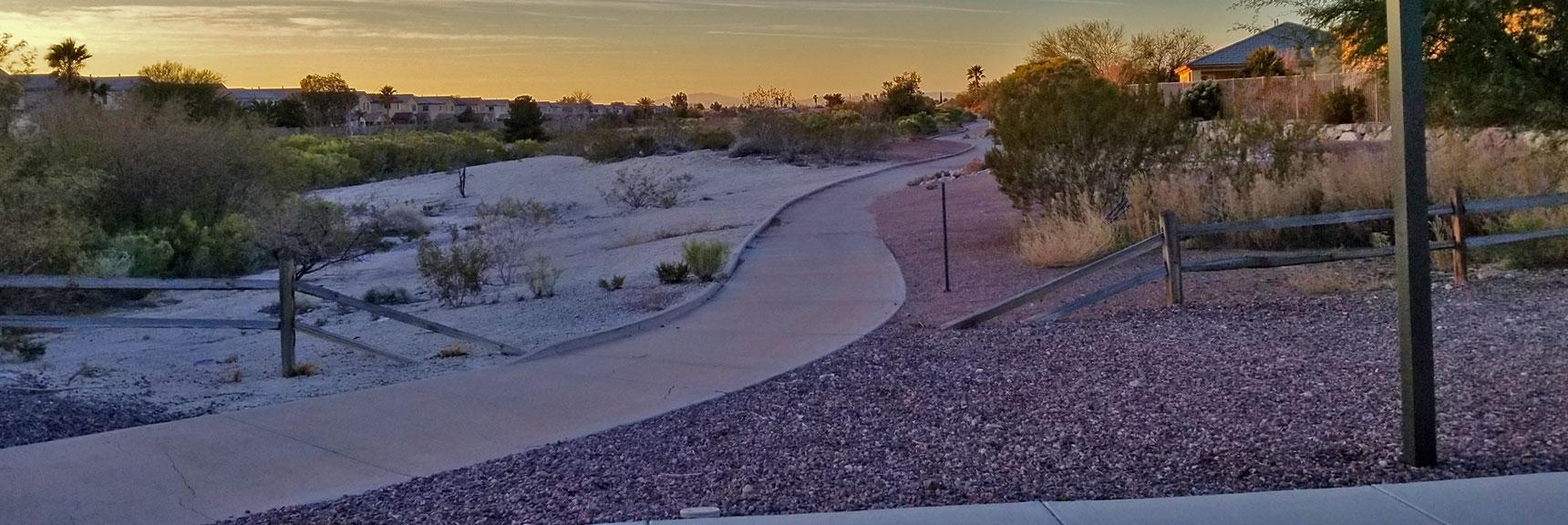 Environmental Consciousness in Las Vegas, Nevada, Slide 002