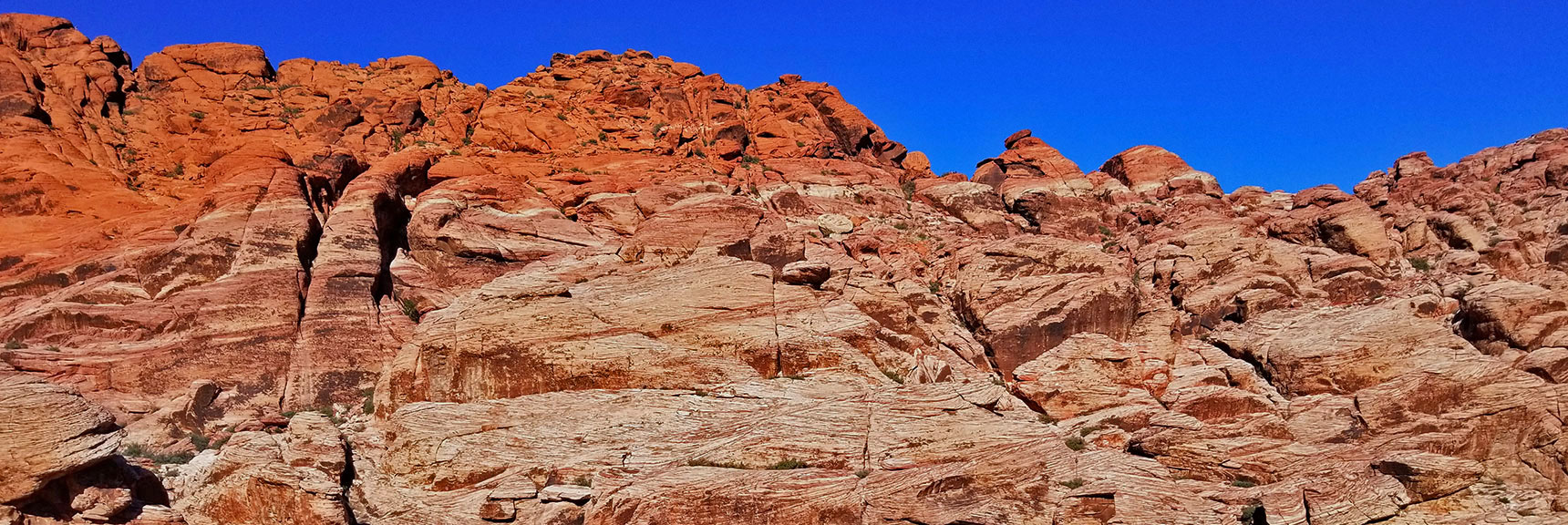 Red Rock National Park View of Calico Hills from Scenic Drive