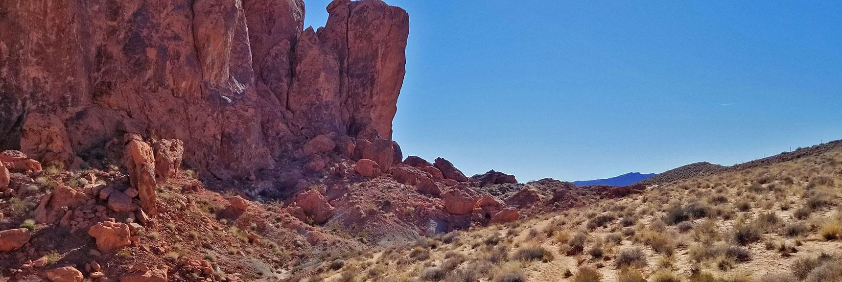 Firewave in Valley of Fire State Park, Nevada, Slide 002