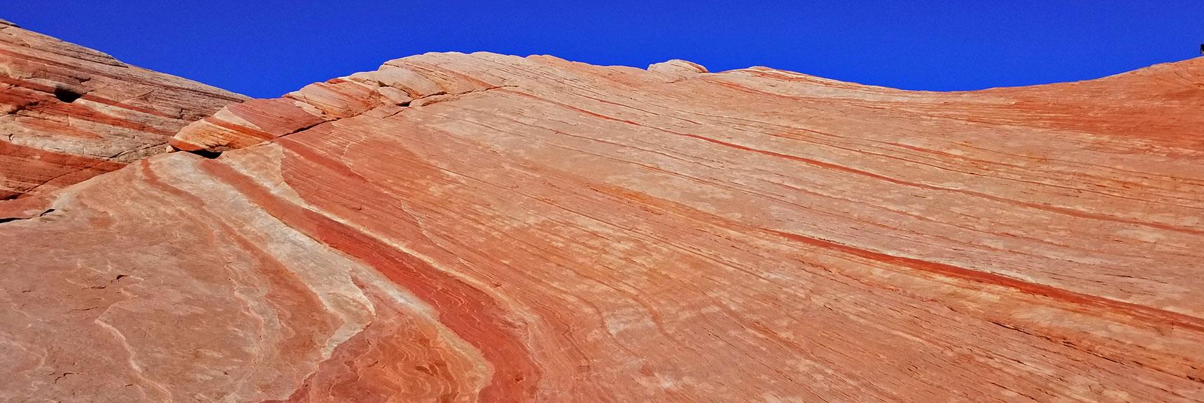 Firewave in Valley of Fire State Park, Nevada, Slide 015