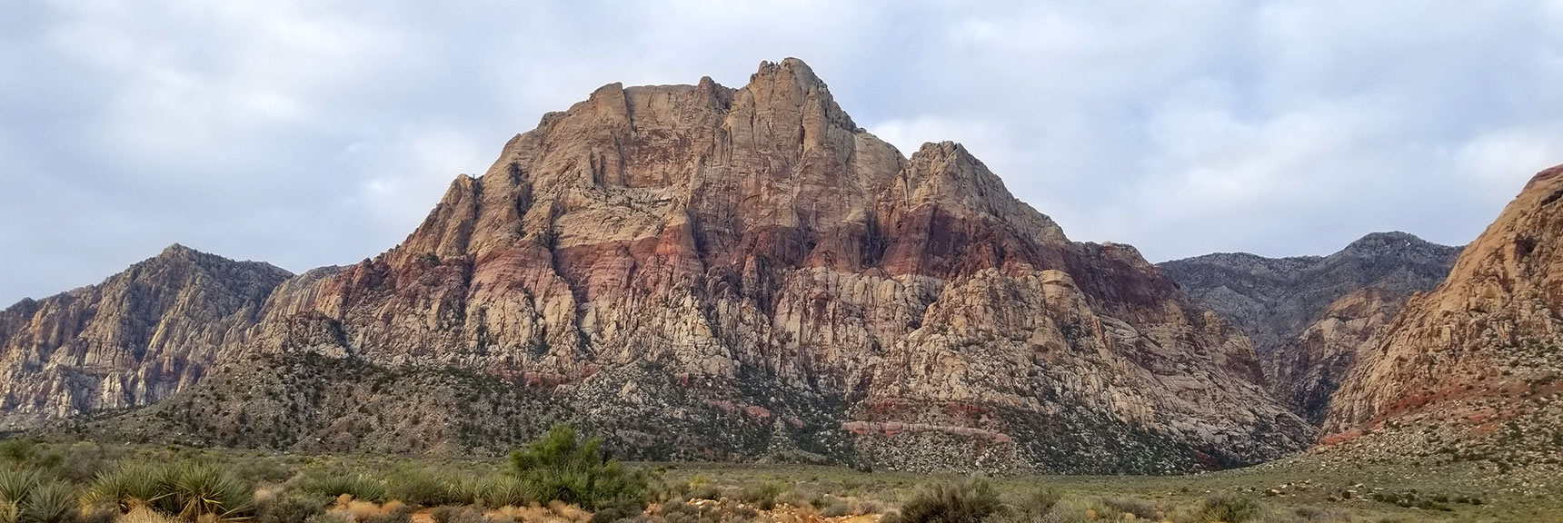 Mt. Wilson, Rainbow Mountain Wilderness, Nevada