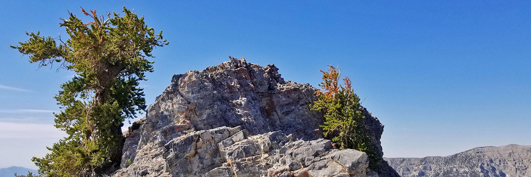 Granite Height on Mummy's Knees | Mummy Mountain's Knees | Mt. Charleston Wilderness, Nevada 020