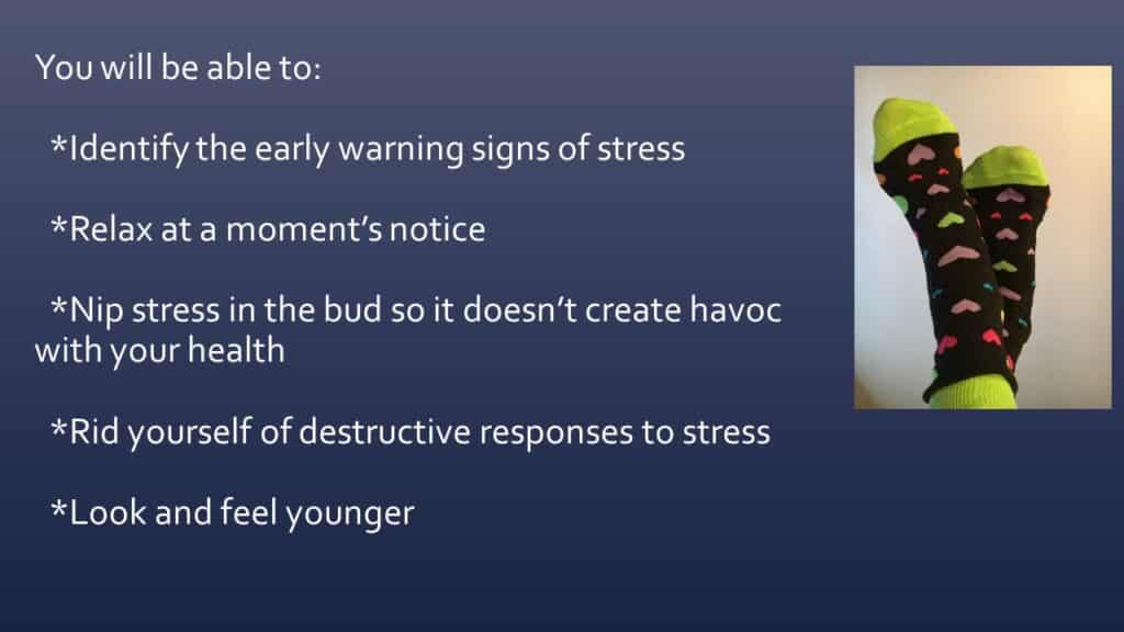 Dianna Whitley   Hypnotherapist   Top 5 Tools to Reduce Stress and Anxiety   Webinar in Achieving Your Optimal Health Webinar Series   Slide 11