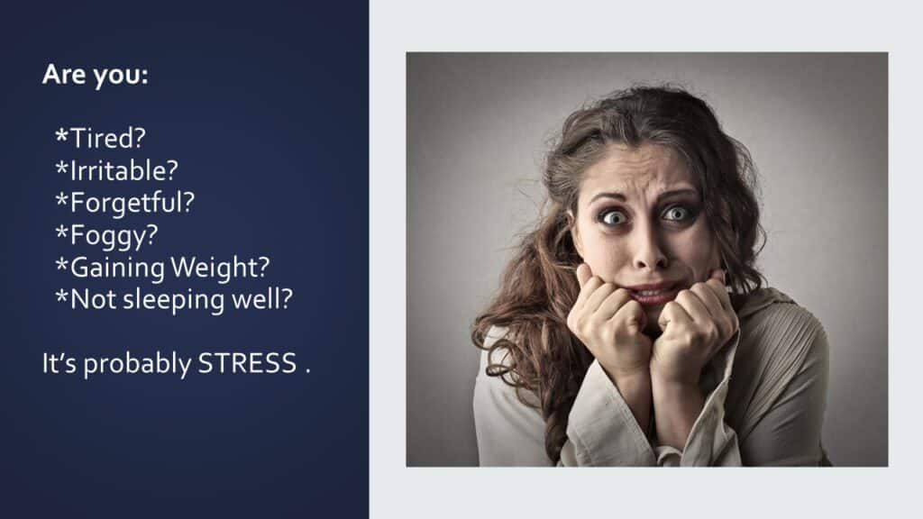 Dianna Whitley   Hypnotherapist   Top 5 Tools to Reduce Stress and Anxiety   Webinar in Achieving Your Optimal Health Webinar Series   Slide 02