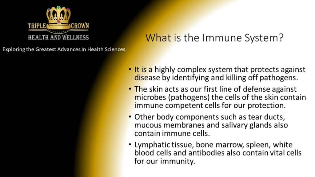 Science of Immunity | Dr Janet Franco, PhD & Dr Denise Tropea, DPM | Webinar in Achieving Your Optimal Health Webinar Series Slide 2
