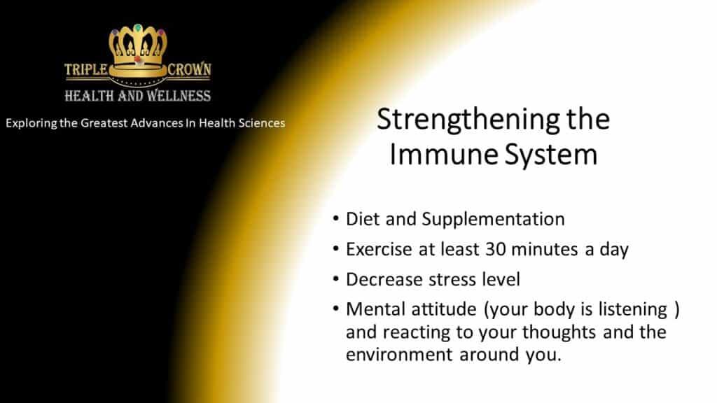 Science of Immunity | Dr Janet Franco, PhD & Dr Denise Tropea, DPM | Webinar in Achieving Your Optimal Health Webinar Series Slide 7