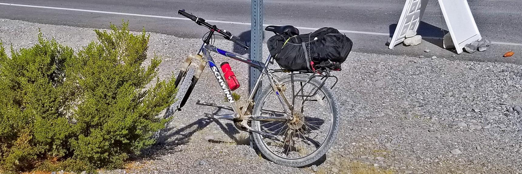 Launching the Sheep Range Adventure! | Smart Car Bike Rack and Mountain Bike Test, Sheep Range, Nevada