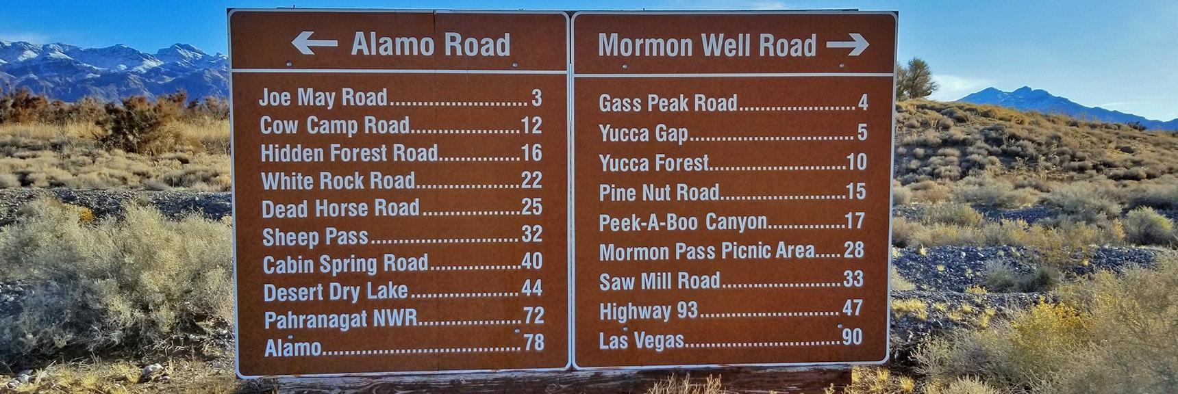 170 Miles of Unpaved Roads in the Desert National Wildlife Refuge | Smart Car Bike Rack and Mountain Bike Test, Sheep Range, Nevada