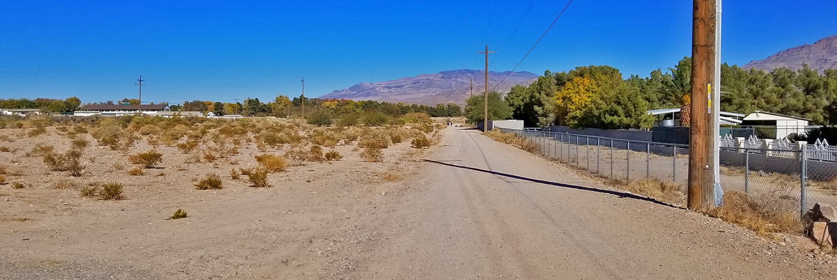 Extensive Bike and Hiking Trail Network South and East of Floyd Lamb Park   Centennial Hills Mountain Bike Conditioning Adventure Loop, Las Vegas, Nevada