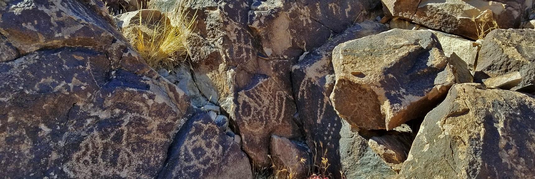 | Petroglyph Canyon | Sloan Canyon National Conservation Area, Nevada