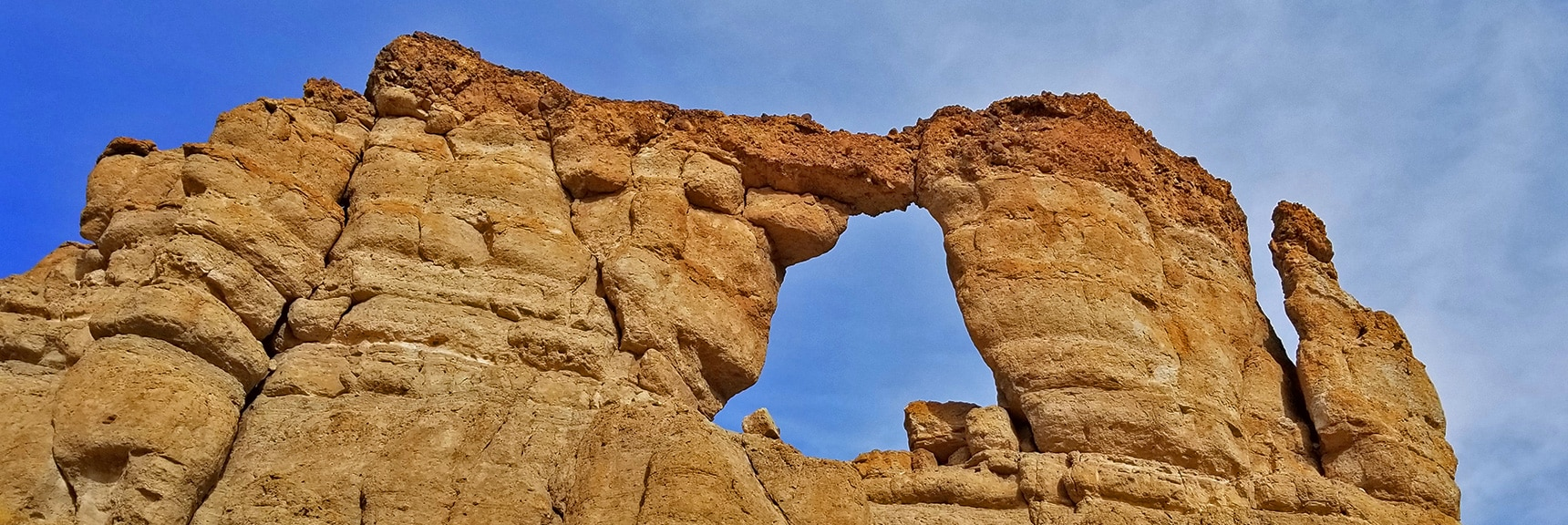 Liberty Bell Arch | Arizona Hot Spring | Liberty Bell Arch | Lake Mead National Recreation Area, Arizona