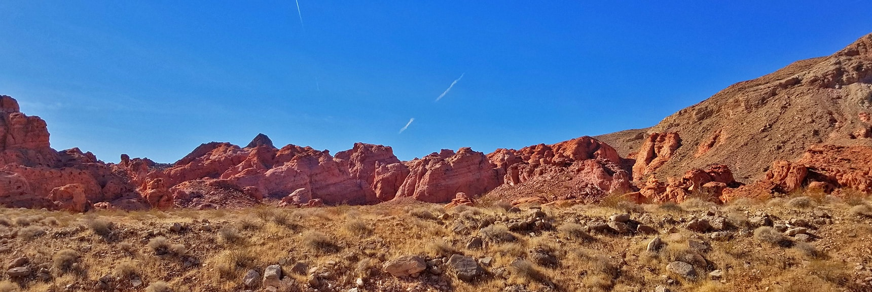 The Sand Dunes Were Sitting On Iron Rich Ground | Bowl of Fire, Lake Mead National Recreation Area, Nevada
