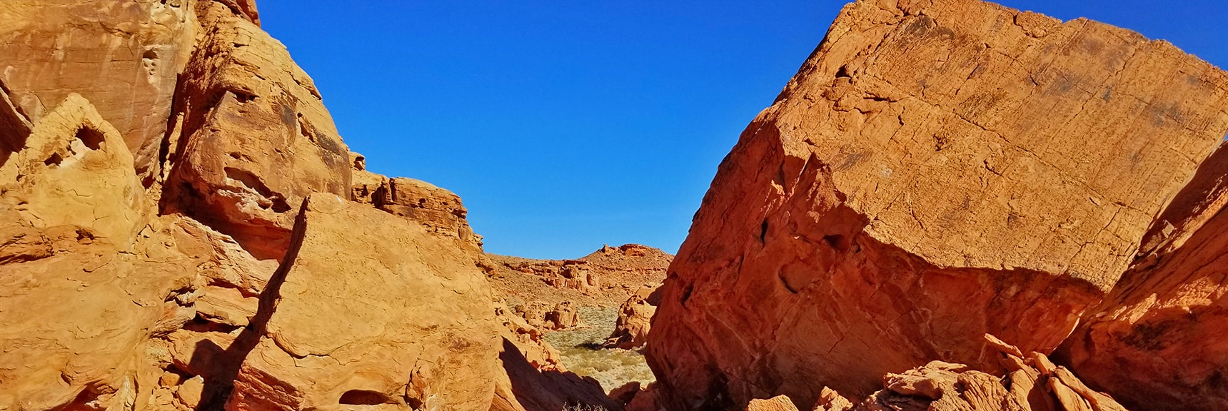 Bowl of Fire, Lake Mead National Recreation Area, Nevada