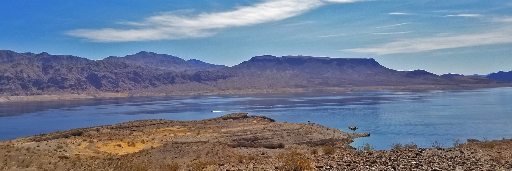 Black Mountains, Fortification Hill, Lake Mead   Callville Summit Trail   Lake Mead National Recreation Area, Nevada