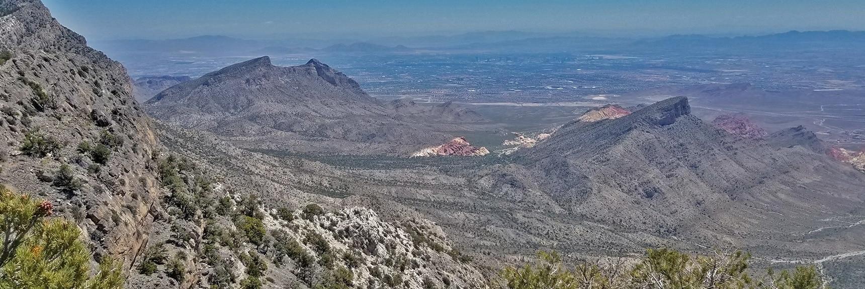 La Madre Mountain Western Approach | La Madre Mountains Wilderness, Nevada