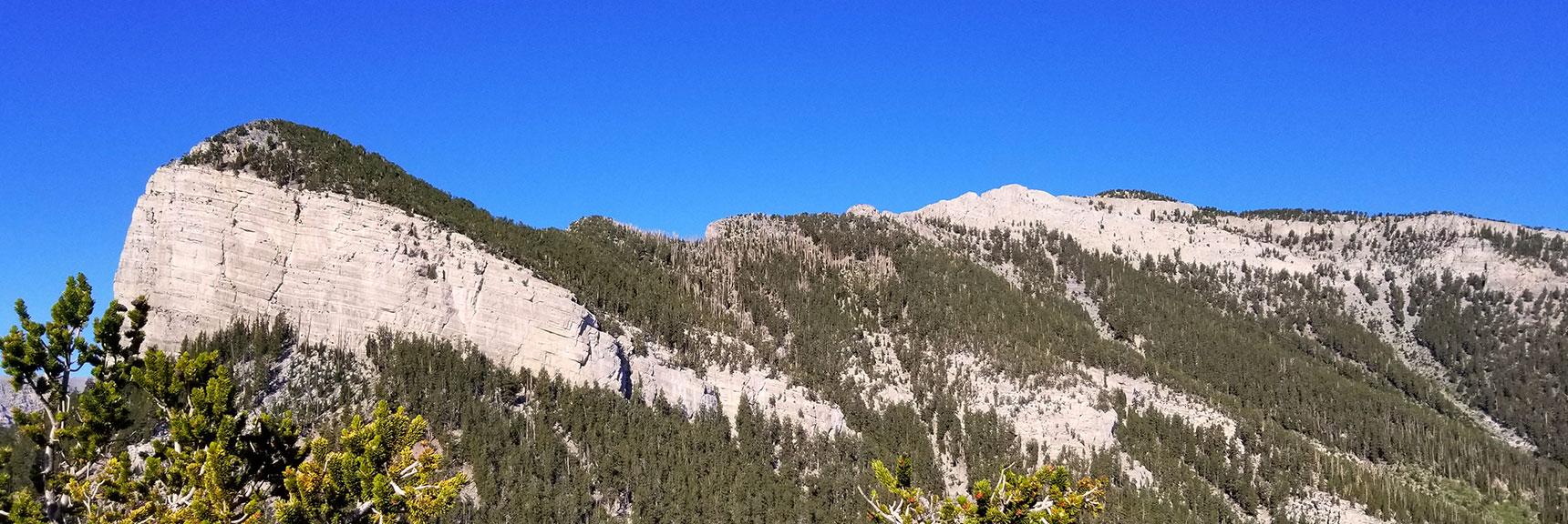 Mummy Mountain Toes | Mt Charleston Wilderness | Spring Mountains, Nevada