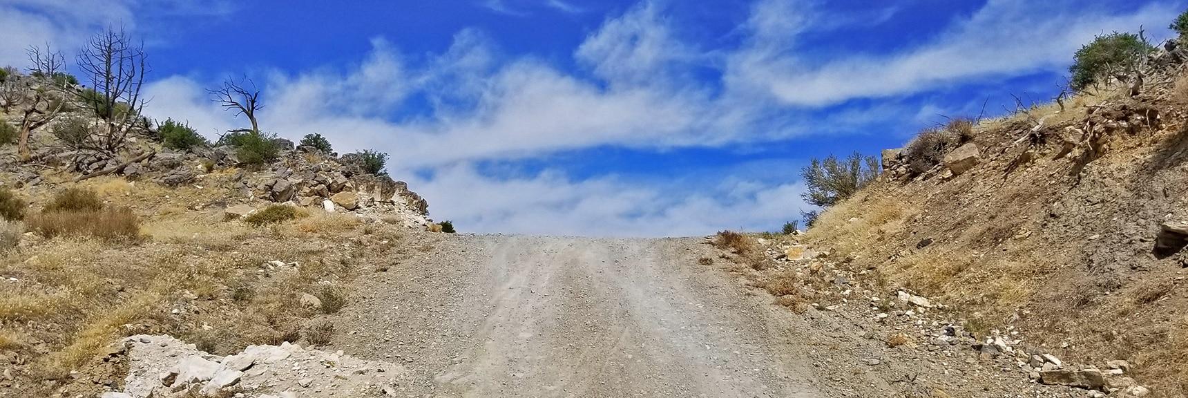 Topping the Upper Ridge Finally! | Potosi Mountain Spring Mountains Nevada