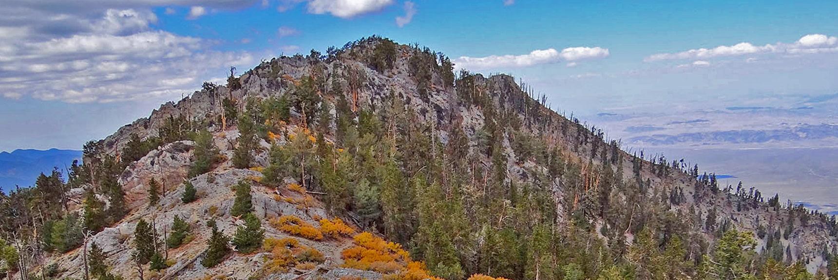 Placeholder | Bonanza Peak | Lee Canyon | Spring Mountains | Nevada