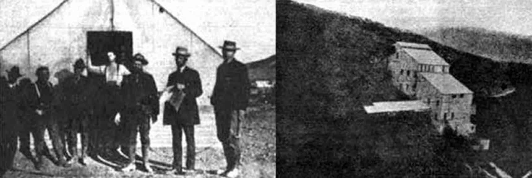 Skidoo News and Skidoo Mill | Skidoo Mill | Death Valley, California