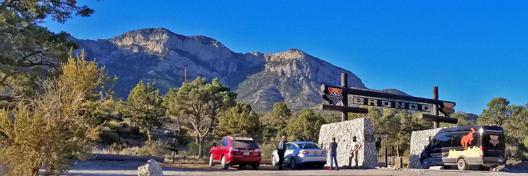 Bronco Off-Roadeo Off Roading Adventures   Potosi Mountain Northwestern Approach, Spring Mountains, Nevada